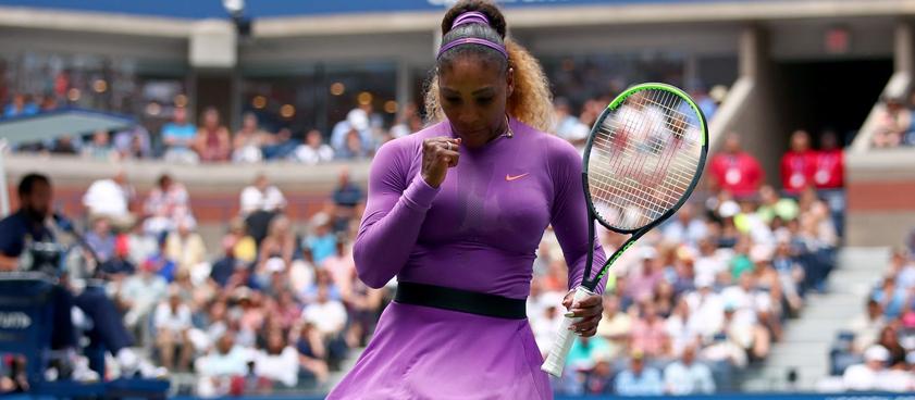 Серена Уильямс – Цзян Ван: прогноз на теннис от VanyaDenver