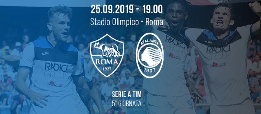Серия А. «Рома» — «Аталанта»