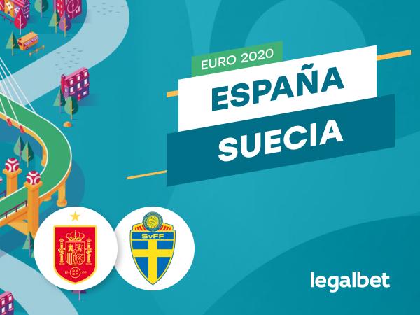 Antxon: Apuestas y cuotas España - Suecia, EURO 2020.