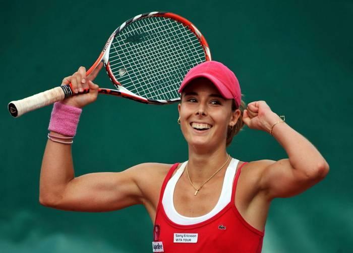 Ализе Корне – Людмила Самсонова: француженка отлично стартовала на домашнем турнире