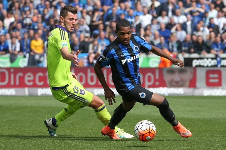 Club Brugge - Anderlecht, duel între români !