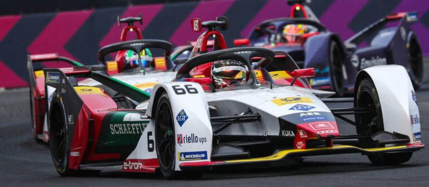 "Формула Е. ePrix Монако: княжество гонок принимает ""электроформулу"""