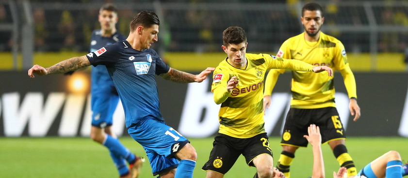 Hoffenheim - Dortmund. Ponturi Pariuri Bundesliga