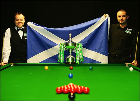 Scottish Open. Ставки на 11 декабря