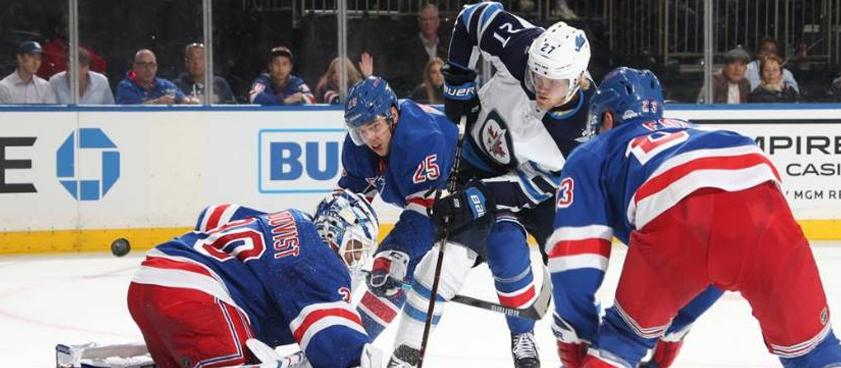 Прогноз на матч НХЛ «Нью-Йорк Айлендерс» — «Виннипег»: с характером у гостей всё в порядке