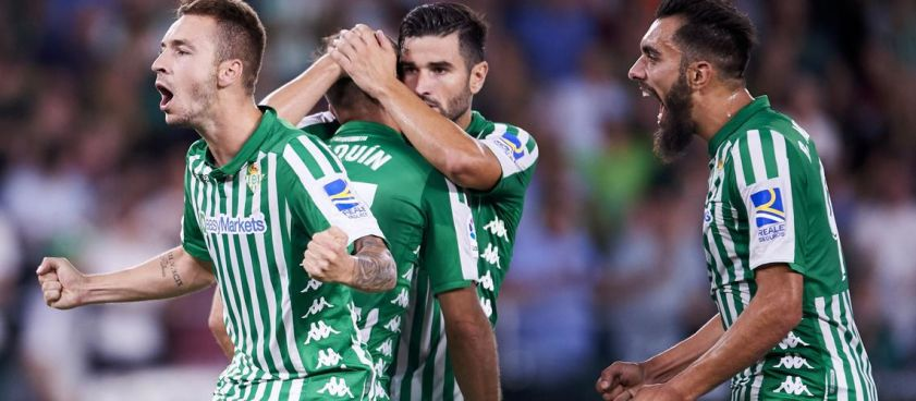 Pariul zilei din fotbal 04.10.2019 Betis Sevilla vs Eibar
