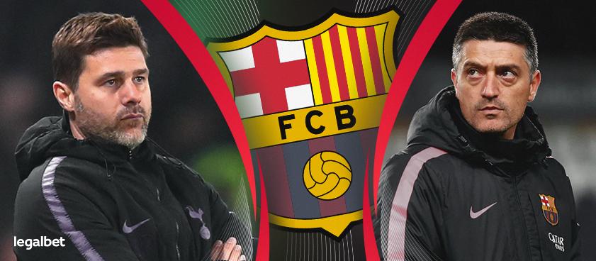 Pochettino o Pimienta: Así ven las casas de apuestas el futuro banquillo del FC Barcelona