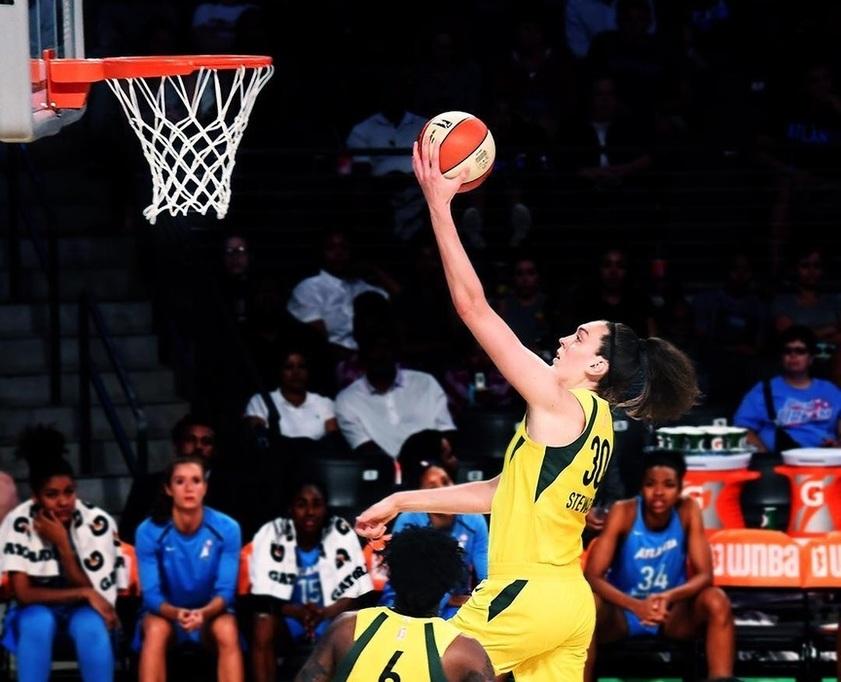 «Сиэттл Шторм» - «Финикс Меркури» прогноз на заключительный полуфинальный матч плей-офф WNBA