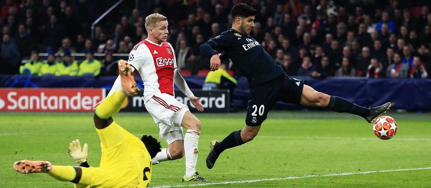 Real Madrid - Ajax. Ponturi pariuri Liga Campionilor