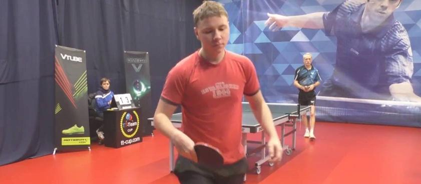 Антон Попов – Никита Трофимов: мастерство победит