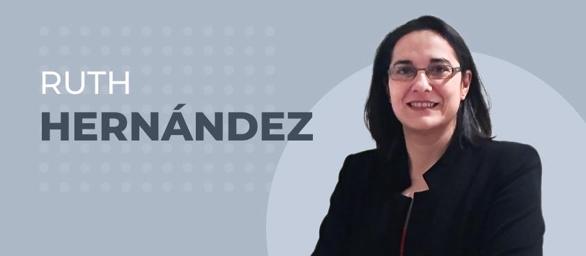 """Ruth Hernández: """"La verificación de los documentos no suele superar las 48 horas, pero hay que hacer otras revisiones antes de realizar el reintegro."""""""