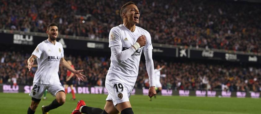 Pronóstico Atlético de Madrid - Valencia, La Liga 24.04.2019