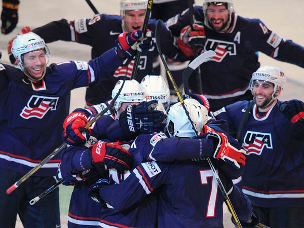 DNS22: Прогноз на матч группы А США-Великобритания: американские звезды  на одном коньке пройдут новичков.