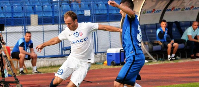 CSM Politehnica Iasi - FC Botosani. Pontul lui Karbacher