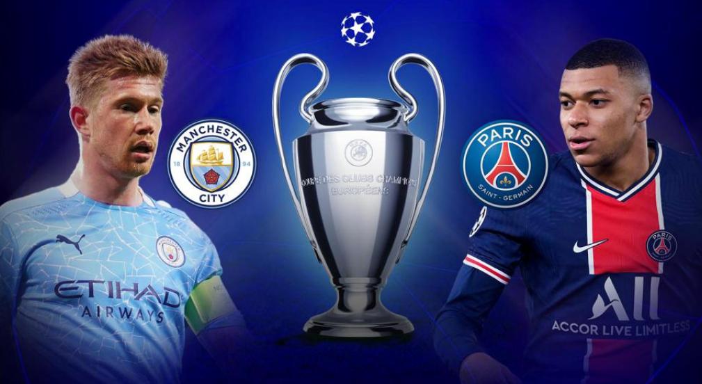 """Manchester City – PSG, ponturi pariuri Champions League. """"Cetățenii"""", la un pas de istorie"""