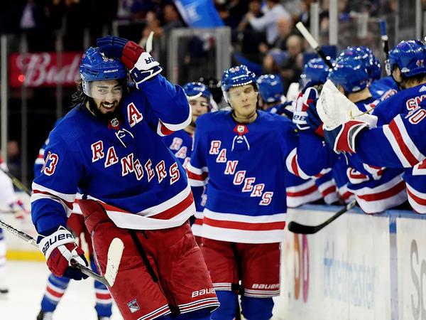 Константин Федоров: Прогноз на матч НХЛ «Рейнджерс» - «Айлендерс»: повторится ли шоу Панарина?.