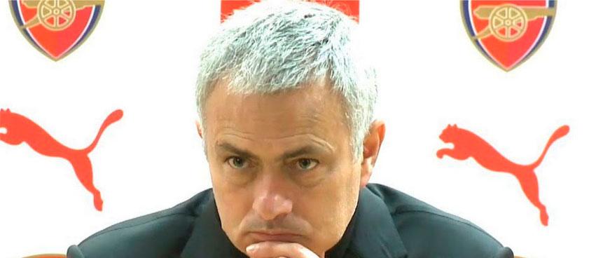 Моуринью может возглавить «Арсенал». Вы в это верите?