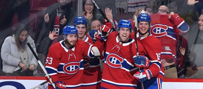 Прогноз на матч НХЛ «Вашингтон» - «Монреаль»: столичному клубу пора возвращаться