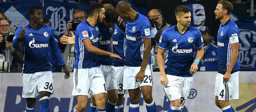 Monchengladbach - Schalke 04. Ponturi Pariuri Bundesliga