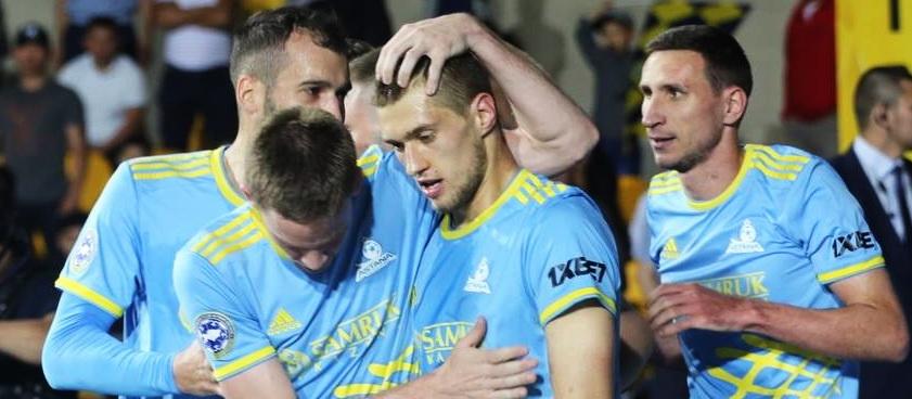 APOEL Nicosia - FC Astana. Pontul lui Karbacher