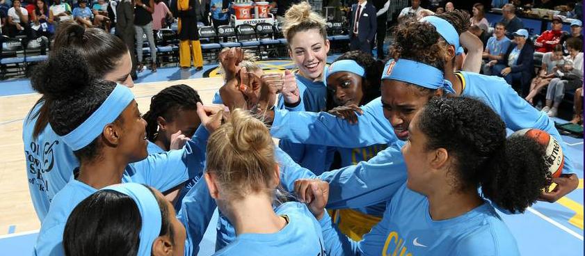 «Чикаго Скай» – «Финикс Меркури»: прогноз на регулярный сезон WNBA