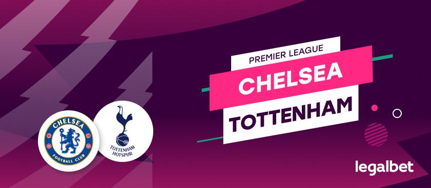 Apuestas y cuotas Chelsea - Tottenham, Premier League 2020/21