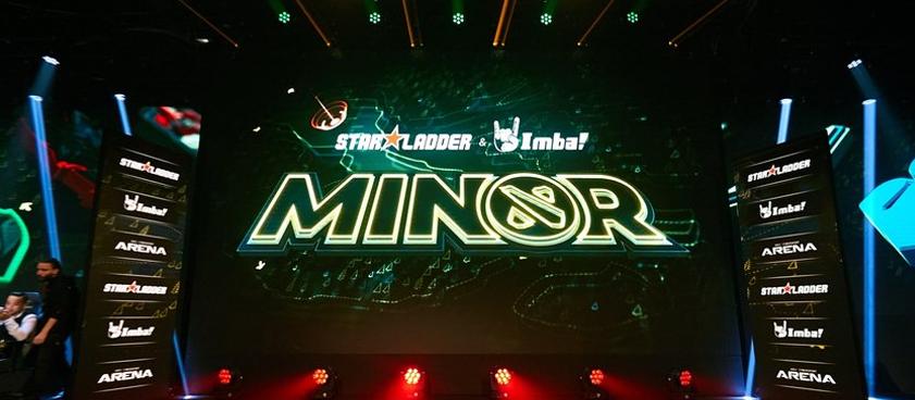 Ставки на плей-офф StarLadder ImbaTV Dota 2 Minor Season 3: Aster vs Alliance и Gambit vs BOOM