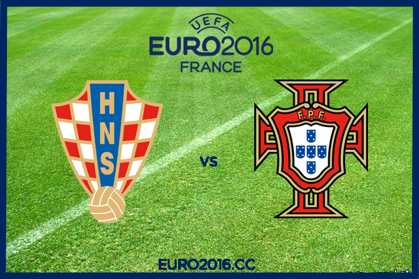 ЕВРО 2016. Хорватия - Португалия