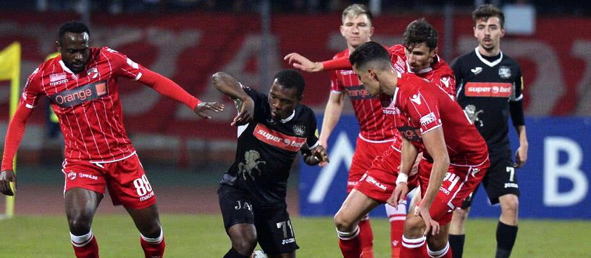 Dinamo - Poli Iasi. Predictii sportive Liga 1 Betano