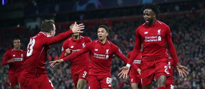 Στοίχημα στο Napoli - Liverpool FC