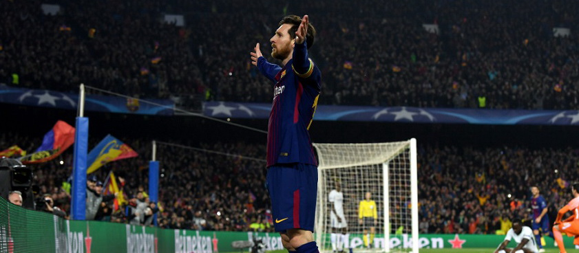 Barcelona - PSV: Ponturi pariuri Champions League