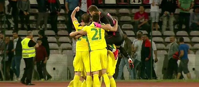 CS Mioveni - FC Arges Pitesti: Ponturi pariuri Liga 2