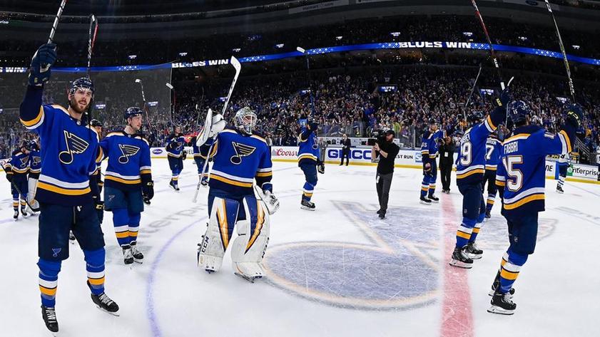 Хоккей. НХЛ. Сент Луис - Даллас. Прогноз из платной рассылки
