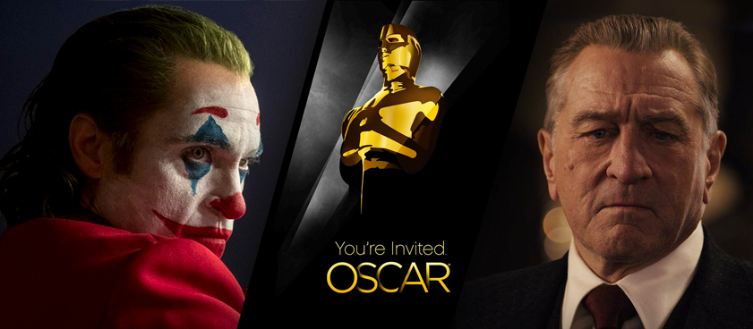 «Джокер» номинирован на 16 «Оскаров», но букмекеры верят в Скорсезе
