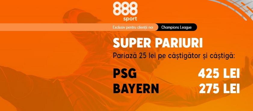 Va reuşi Bayern München, fără Lewandowski, să o elimine pe PSG după ce a pierdut acasă cu 2-3?