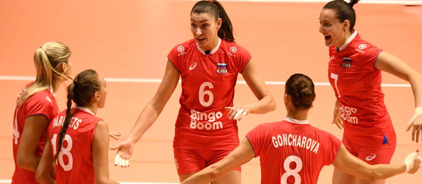 Россия - Бельгия: прогноз на ЧЕ по волейболу среди женщин