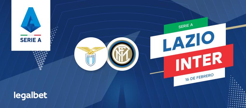Previa, análisis y apuestas Lazio - Inter, Serie A 2020