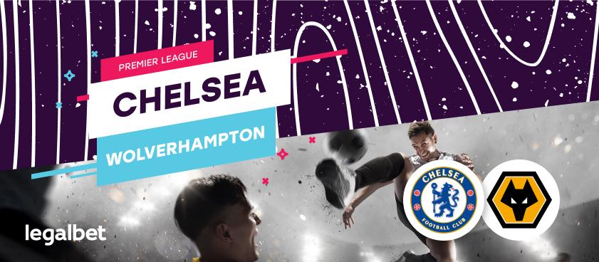 Previa, análisis y apuestas Chelsea - Wolverhampton, Premier League 2020