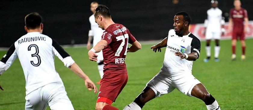 Astra Giurgiu - CFR Cluj. Pronosticuri Liga 1 Betano