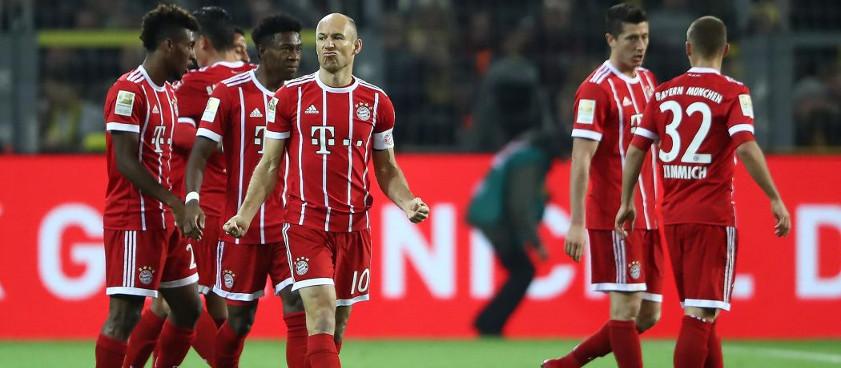 Pronóstico Bayern Múnich – Bayer Leverkusen 15.09.2018