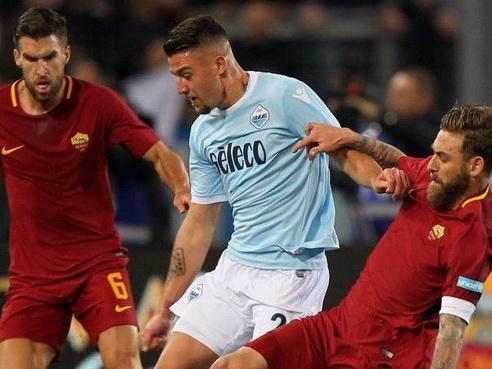 legalbet.ro: Derby-ul Romei si alte 3 meciuri de neratat in acest weekend.