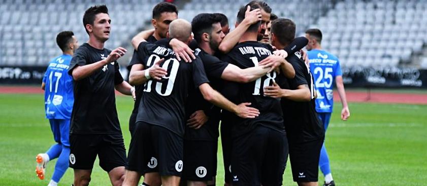 """U"" Cluj - FC Hermannstadt. Pronosticuri Pariuri Baraj Liga 1 Betano"