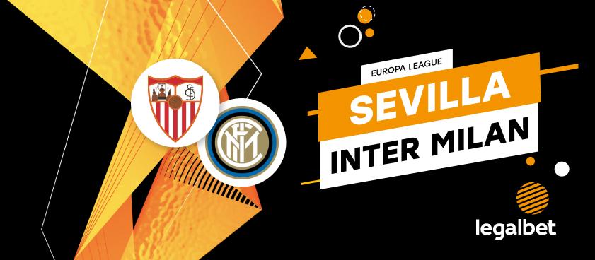 Previa, análisis y apuestas Sevilla - Inter Milan, Europa League 2020
