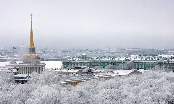 Санкт-Петербург. Прогнозы на 31 января