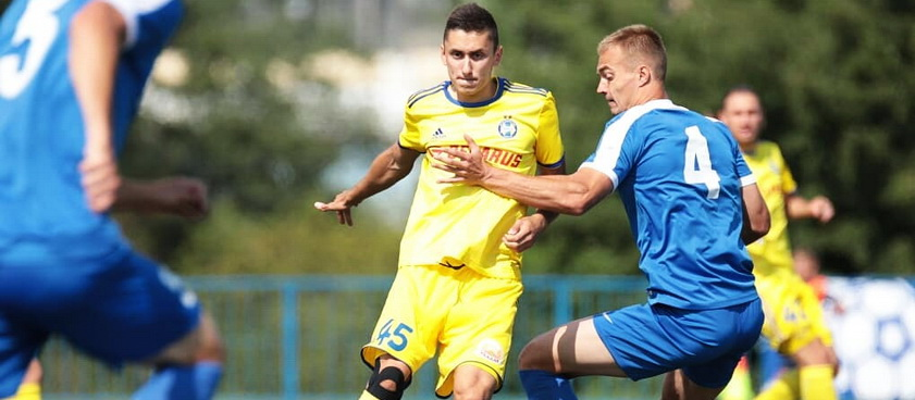FC Smolevichi - FC BATE Borisov. Pontul lui Karbacher