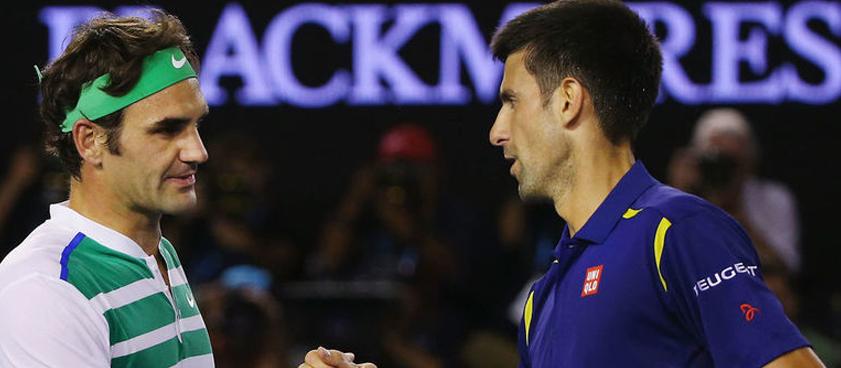 Прогноз на матч Новак Джокович – Роджер Федерер: матч легенд