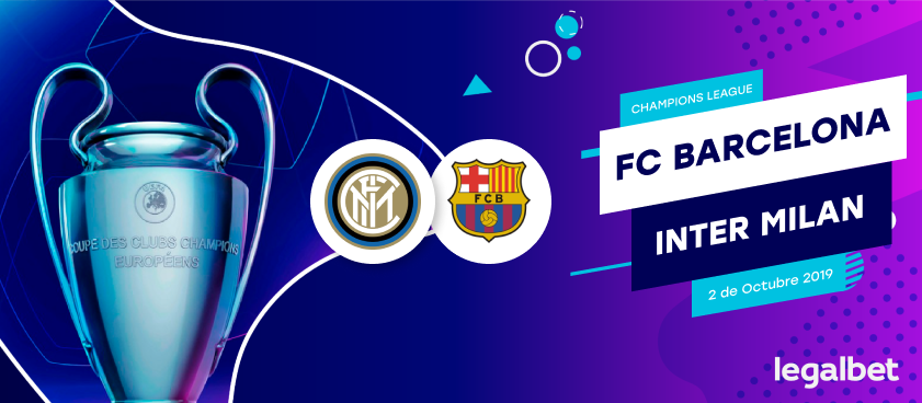 Previa FC Barcelona - Inter Milan, Champions League 2019