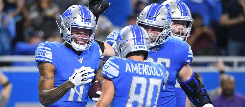 Detroit Lions – New York Giants: ένα προγνωστικό από τον Dude