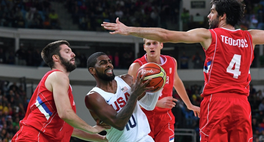 Сербия - Сша. Прогноз на финал Олимпийских игр.