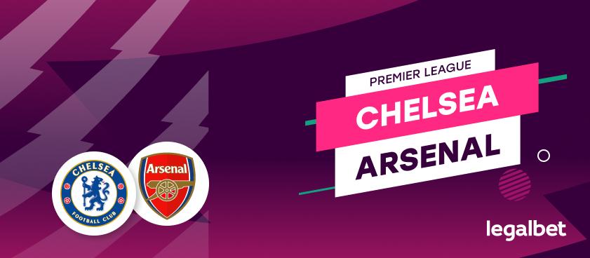 Apuestas y Cuotas Chelsea - Arsenal, Premier League 2020/21